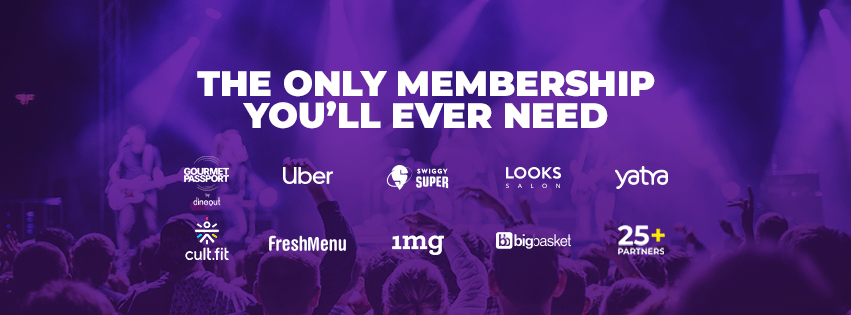 Times Prime Referral Code for Extra 100Rs off on Membership - A screen shot of a person - Rock concert