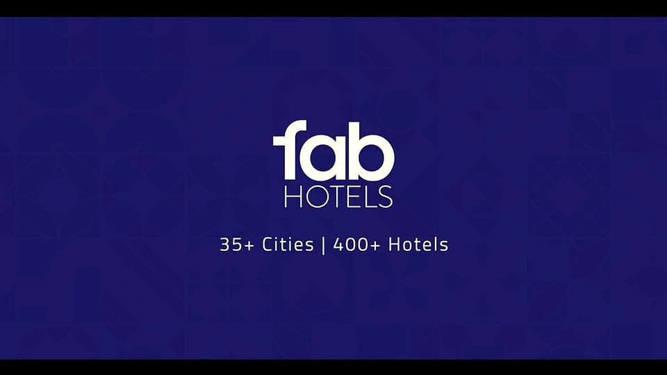 Fabhotels Referral code get 1200Rs Free Credit on Signup - A close up of a sign - Logo